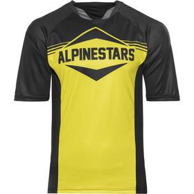 Alpinestars Mesa Bike Jersey Shortsleeve Men yellow/black